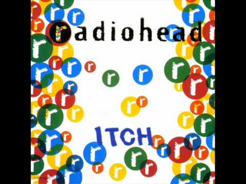 [1994] Itch (EP) - 06. Vegetable (Live) - Radiohead