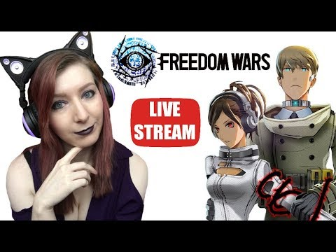 FEEL FREE FRIDAY! - FREEDOM WARS PS VITA ONLINE Multiplayer Part 59