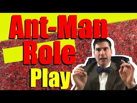 Ant Man Role Play
