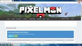 How to download Pixelmon 1 7 10