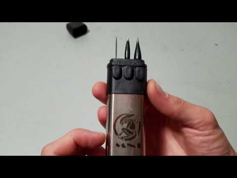 Ballistic Dart gun from MNI