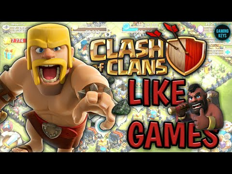 Top 10 Games Like Clash Of Clans For Android 2018 | Similar games to Clash Of Clans 2018 | |