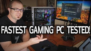 Testing the FASTEST GAMING PC You Can Build! 9900K + RTX 2080 …