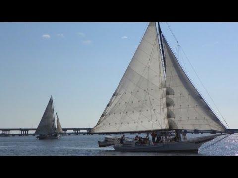 Monday, September 22, Segment 6 – Skipjack Race