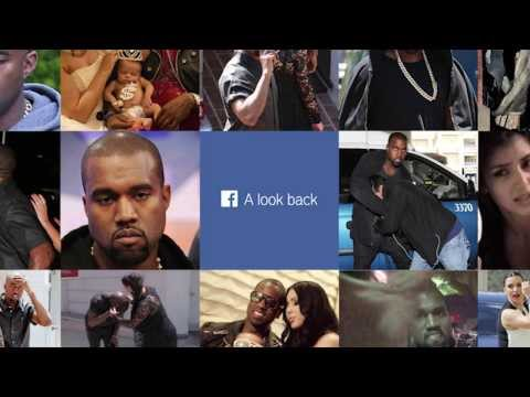 Kanye West's Facebook Movie - A Look Back at His Past 10 Years