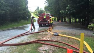 Part 19 - Rural Water Supply Drill - Shelby County, Alabama - June 2015 - 1,000 GPM Club