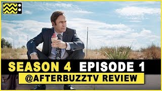 Better Call Saul Season 4 Episode 1 Review & After Show
