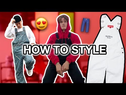 How To Style: OVERALLS! ( Fall 2017 TREND )