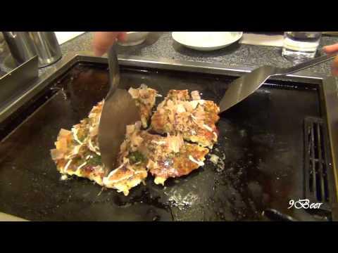 เที่ยวญี่ปุ่น พาไปกิน Okonomiyaki และ Monjayaki ที่ชิบุย่า