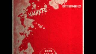 Tito Machete - 01 - Artista numero 731