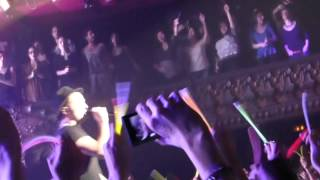 OneRepublic - Counting Star (live Le Trianon Paris 06/03/14)