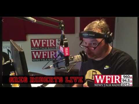 Greg Roberts on VT Softball 5-31-18