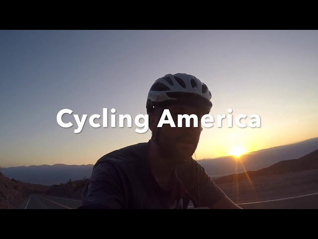 i'm out! // cycling america - S01E01