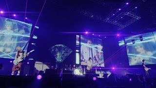 BUMP OF CHICKEN feat. HATSUNE MIKU「ray」LIVE MUSIC VIDEO