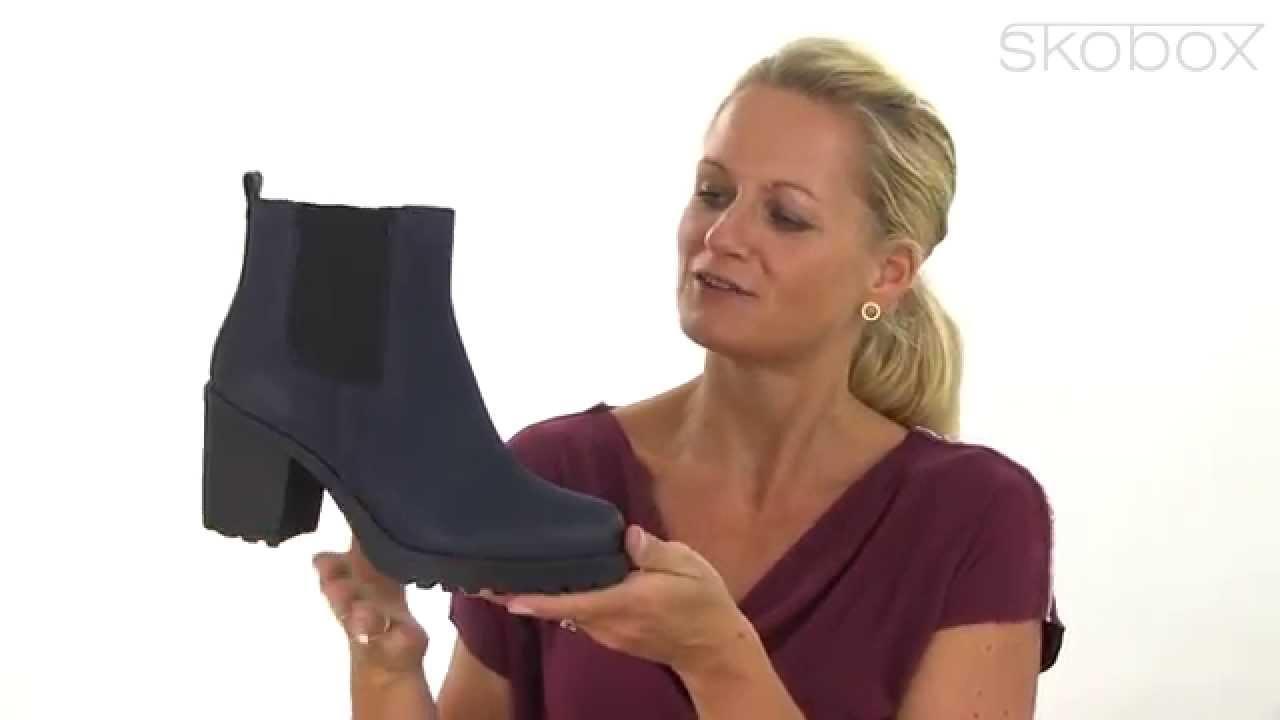 459758de63 Skobox - Smart blå vagabond grace støvle - Køb Vagabond støvler online -  YouTube