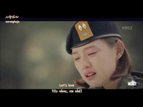 [Hangul-Kara-Engsub-Vietsub] By My Side - SG Wannabe (Descendant Of The Sun OST)