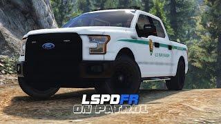 LSPDFR - Day 323 - 2016 Park Ranger F-150