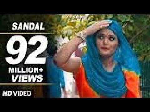Haryanvi Dj Song Haryana New Hits Sandal Anjli Raghav Sapna Choudhary Dj ROCKS