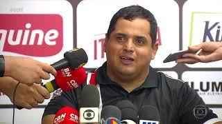 HD   Globo Esporte PE - Santa Cruz 3 x 3 Sampaio Corrêa pela 4ª Rodada do Brasileirão Série C 2019