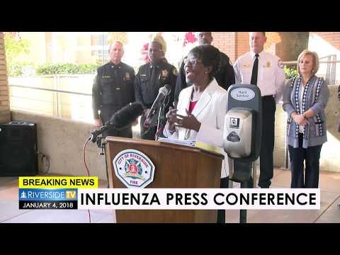 Update on Recent Flu Virus Surge