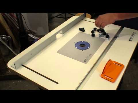 Rockler Complete Basic Router Table Kit Review | NewWoodworker