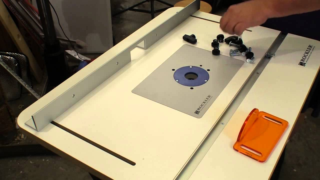 Phenolic Router Table Top Reviews