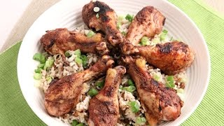 Jerk Chicken with Coconut Rice  Episode 1031
