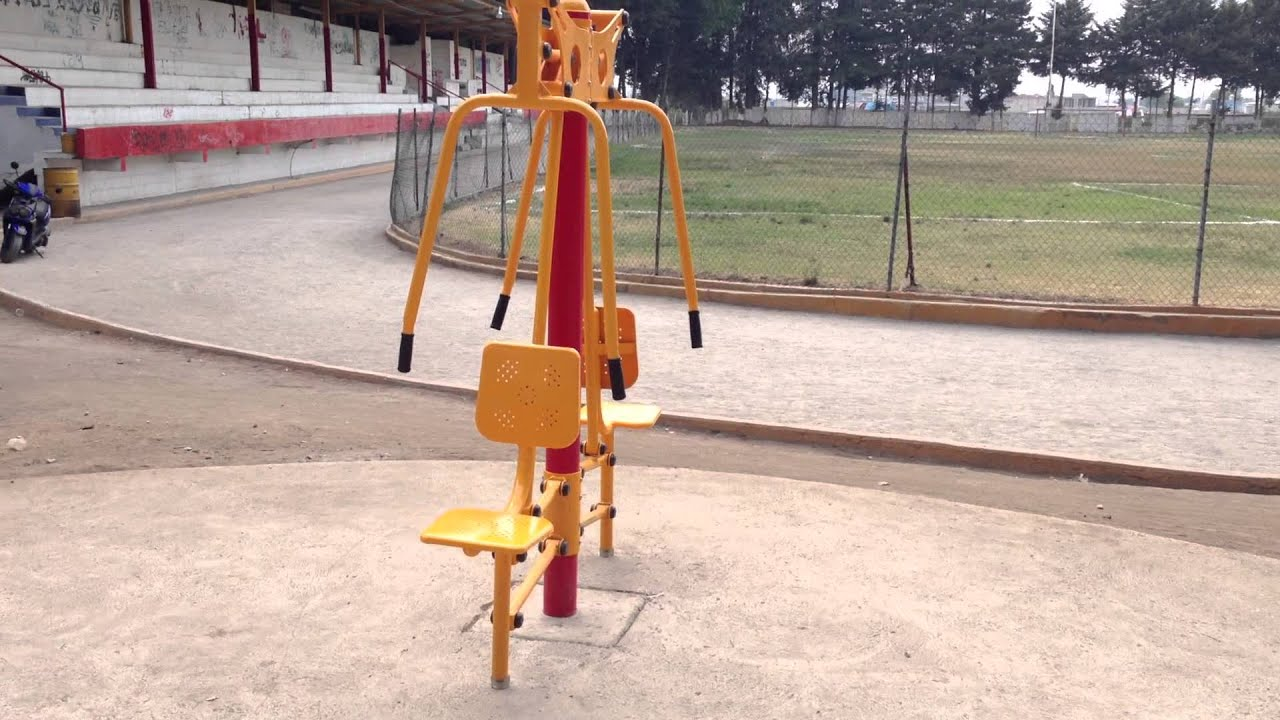 Equipos de gimnasio al aire libre atizapan edo mexico for Peces para estanques al aire libre