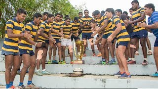 Up close and personal with Royal 1st XV; 2017 League champions