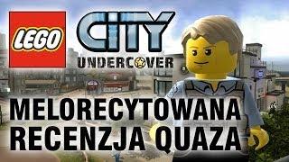Lego City Undercover (Wii U) - melorecytowana recenzja quaza
