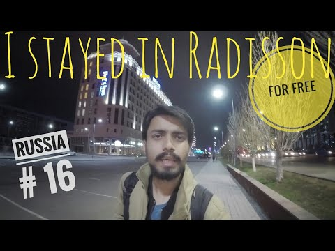 How I booked RADISSON for FREE in Kazakhstan | Sim Card , Currency Exchange