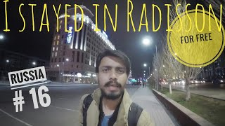How I booked RADISSON for FREE in Kazakhstan | Information on Kazakhstan