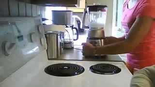 how to make a mint chocolate frappe