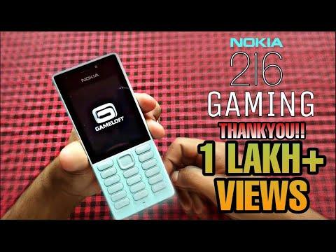 Nokia 216 | Gaming!!