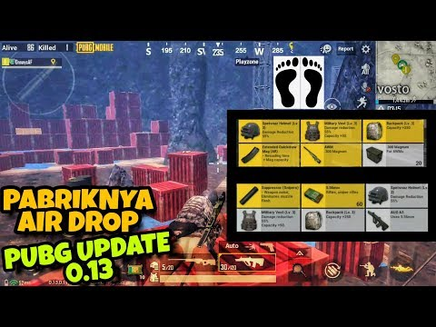 UPDATE TERBARU PUBG MOBILE SEASON 7 - PUBGM BETA 0.13 - 동영상