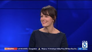 Rosemarie DeWitt on the 'Horror Movie Comedy Caper'