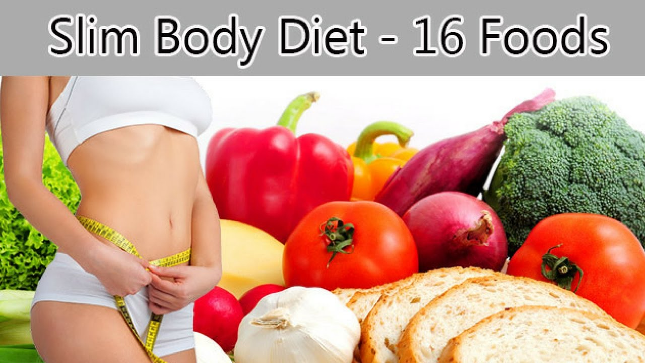 Body Slim Food
