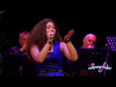 "SanremoJunior 2017, World Finals - A3, Arianna Chiara De Piccoli, Italy – ""It's Oh So Quiet"""