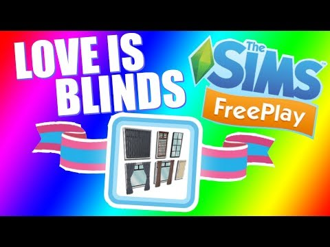 Sims Freeplay | Love is Blinds Event Walkthrough & Prizes
