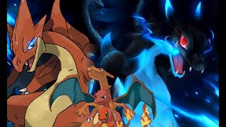 Pokemon Charizard AMV Whispers in the Dark [1080p]
