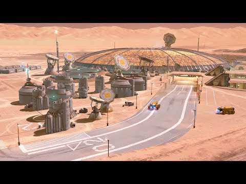 Exploring the First Colony on Mars | Project Eagle