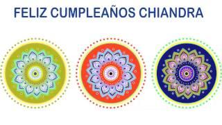 Chiandra   Indian Designs - Happy Birthday
