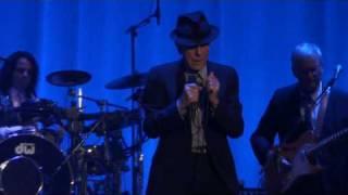 Lisbon 2009, First we take Manhattan, Leonard Cohen.