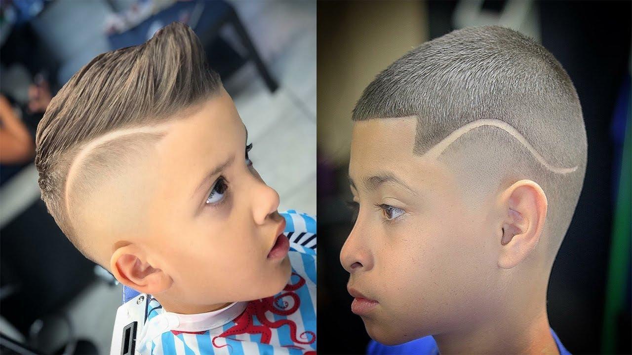 Best Hair Design Boy Hot Barber In The World Youtube