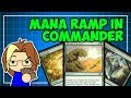 MTG - Mana Ramp in Commander