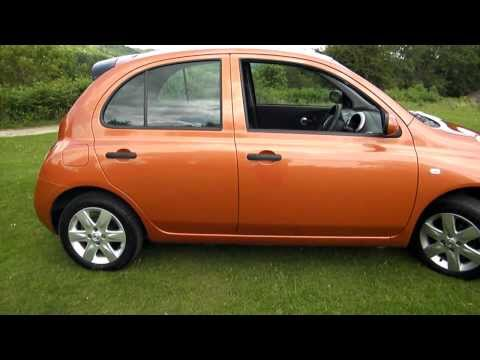 2004 54 Nissan Micra 1.2 XS 5 Door, 48,000 Miles (awaiting preparation)