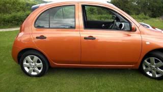 2004 54 Nissan Micra 1.2 XS 5 Door, 48,000 Miles (awaiting preparation)