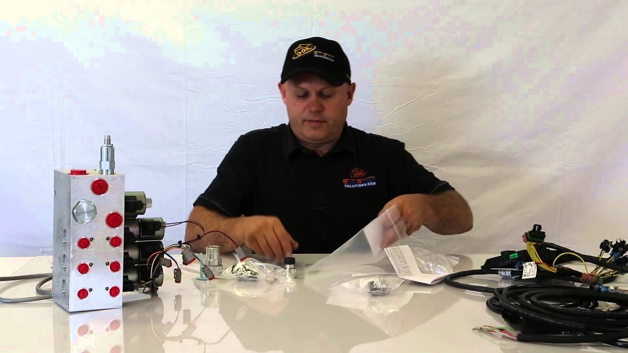 wiring connectors harnesses skid steer solutions video university video 4 [ 1280 x 720 Pixel ]