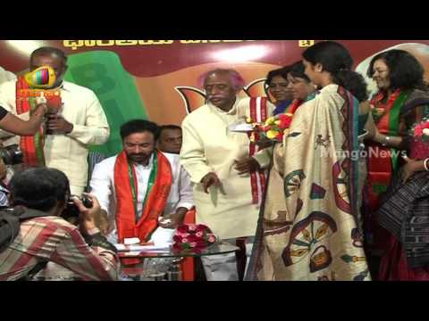 Actress Jeevitha joins Bharatiya Janata Party
