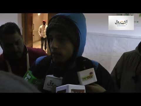 غازي العيادي يتحدث عن نسق الفريق و الاصابات  - نشر قبل 8 ساعة